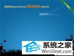 雨林木风 Ghost Win7 64位 旗舰装机版 v2019.05